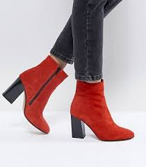 s heeled boots canada s boots ankle knee high the knee asos