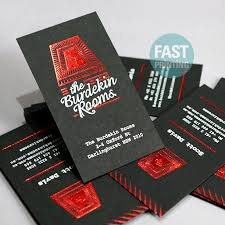 Premium Business Cards Embossed Foil Business Cards Nyc Foil Business Card Printing Services