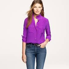 j crew blouses silk blouse j crew blouse