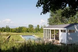 swimming pool of the week beautiful views in the berkshires