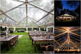 tent rental st louis clear top free span tent rental one of the most beautiful formal