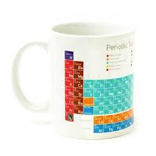 Periodic Table Mug Scientific Mug Periodic Table Mr Sci Science Factory