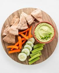 green pea hummus oil free u2013 wee little vegans