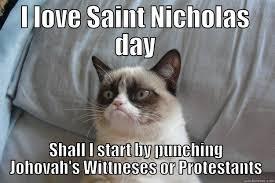 St Nicholas Meme - 15 most adorable saint nicholas day greeting pictures