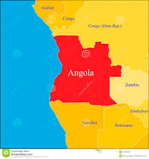 Gabon Map Angola Maps Perrycastañeda Map Collection Ut Library Online Where