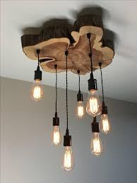 Farmhouse Lighting Chandelier by Handmade Custom Lighting Chandeliers Pendants Rustic Industrial