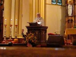 thanksgiving day mass homily