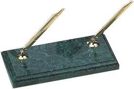 Green Desk Accessories Green Marble Desk Accessories Vital America Inc