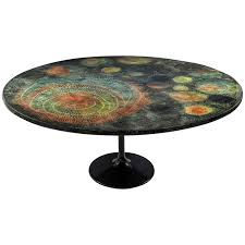 Large Round Dining Room Tables by Large Round