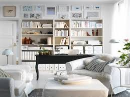simple home office living room combination good home design