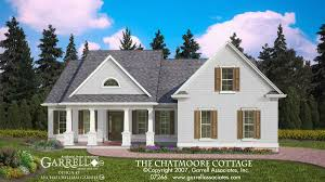 chatmoore cottage house plan house plans by garrell associates inc