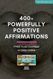 the monk who sold his mp3 free 400 positive affirmations mp3 audio use these