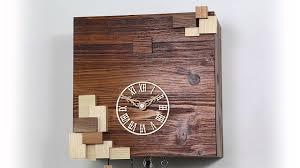 Modern Cuckoo Clock Kuckucksuhr Modern Cuckoo Clock Modern 64148 Youtube