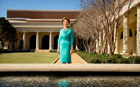 George W Bush Birth President George W And Laura Bush Reflect On The Twins Bush U0027s