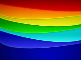8 colors of the rainbow wallpaper
