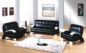 Black And White Laminate Flooring Ikea Bright Colors Chairs In Modern Home Living Room Furniture