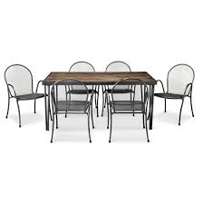 target black friday threshhold carmack 7pc dining set black threshold target