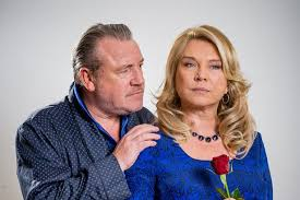 gangster film ray winstone ray winstone and amanda redman team up again in the trials of jimmy