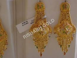 Chandelier Earrings India Gold Chandelier Earrings Manufacturer Gold Chandelier Earrings