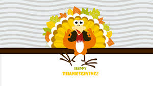 happy thanksgiving turkey wallpaper wallpapers 50081