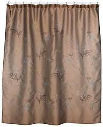 Teal And Brown Shower Curtain Brown Shower Curtain Ebay