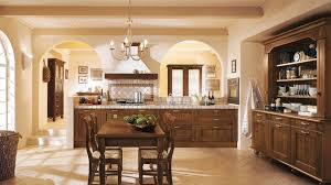 traditional kitchen solid wooden cucine lube
