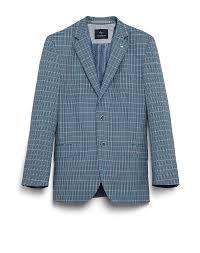 cairns lavender plaid jacket
