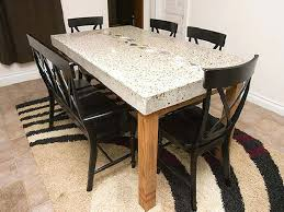 granite top table u2013 atelier theater com