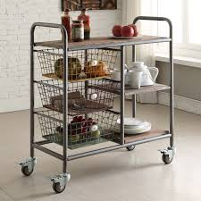 kitchen trolley island 4d concepts urban collection kitchen trolley hayneedle
