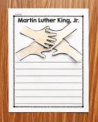 martin luther king jr writing paper martin luther king kindergarten printables simply kinder martin luther king craft story use the graphic organizers to plan a story and then