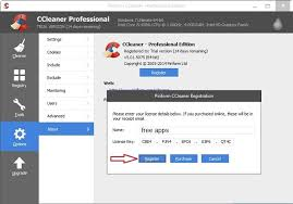 ccleaner serial key ccleaner professional key free for you apps for windows