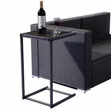 Glass And Metal Sofa Table Compare Prices On Glass Sofa Table Online Shopping Buy Low Price