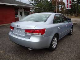 2006 hyundai sonata gls v6 2006 hyundai sonata gls v6 4dr sedan in merrill wi g and g auto