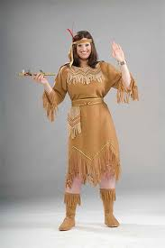 Womens Pocahontas Halloween Costumes Native American Maiden Indian Womens Pocahontas Halloween Costume
