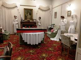 tara house open day and exhibition of victorian mourning wear