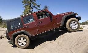 2007 jeep wrangler unlimited rubicon road test reviews car