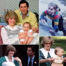 prince william and kate middleton childhood pictures popsugar