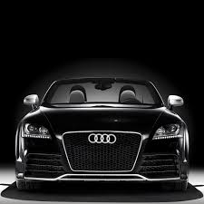 audi logo black and white amazon com jetstyle audi a3 a4 a5 a6 led emblem front car grill