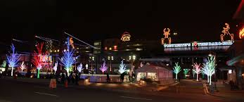Rosemont Christmas Lights Frozemont Makes Its Chilly Return To Mb Financial Park Axs