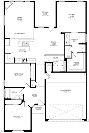 Floor Plans For Ranch Houses The Selena Los Lunas Home Builders
