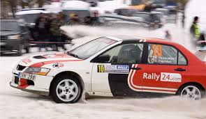 subaru justy rally rally24