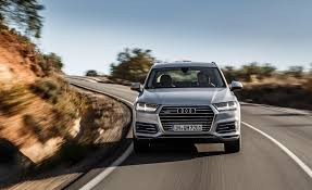 Audi Q7 2017 - 2017 audi q7 pictures photo gallery car and driver