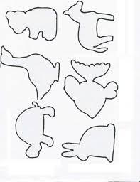 animal tabletop pattern
