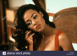 robin givens hair robin givens a rage in harlem 1991 stock photo royalty free