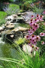 small backyard waterfall gorgeous pondless waterfall from