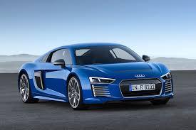Audi R8 Blue - 2015 audi r8