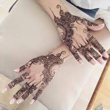 henna tattoo selber machen schön idee temporär tattoos