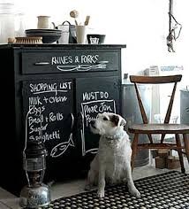 Decorative Chalkboard For Home by Mad About Blackboard Paint