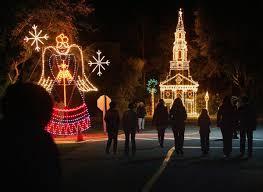 holiday events calendar charleston scene postandcourier com