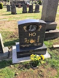 headstone pictures asian headstones monuments memorials pacific coast memorials